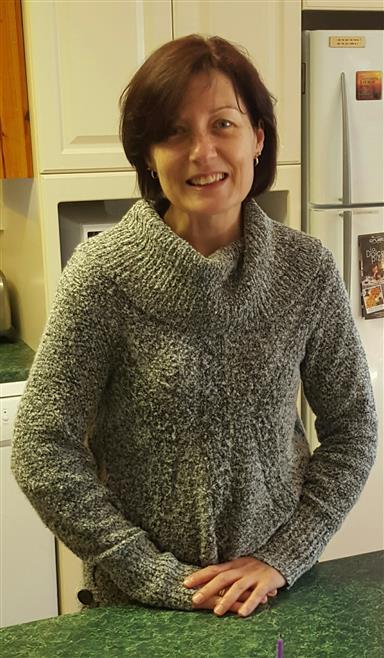 Carol Grigg OAM, Dip Counselling, Member ACA Level 2
