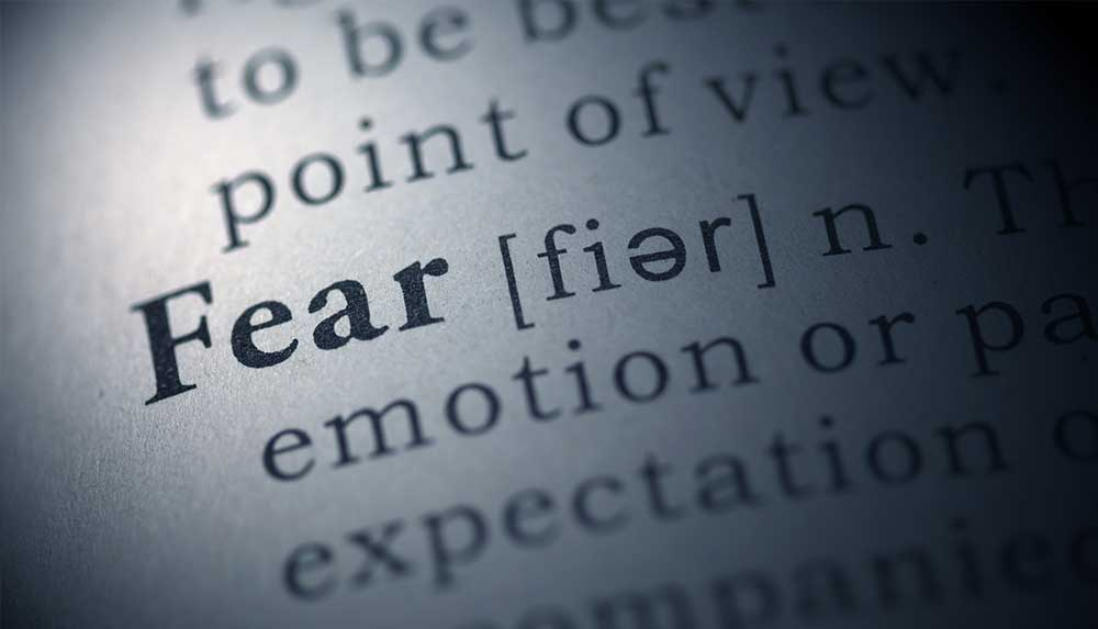 The Disempowerment of Fear