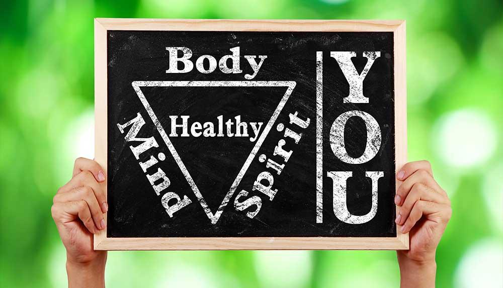 Balancing Mind, Body & Spirit