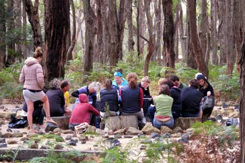 Find psychologists, counsellors and other therapists experienced in Bush Adventure Therapy
