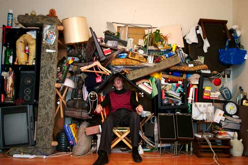 Find psychologists, counsellors and other therapists that can help with compulsive hoarding